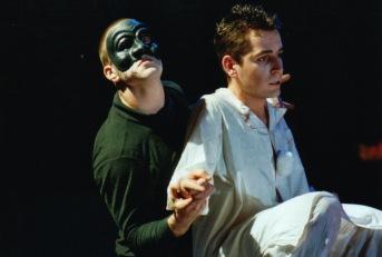 Busoni: Arlecchino / Ser Matteo