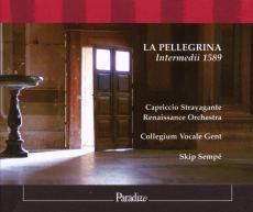 CV Pellegrina Cover